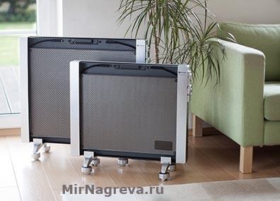 Инфракрасные микатермические обогреватели для дома